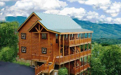 Post image for Gatlinburg Cabin Rentals