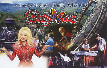 Dollywood Theme Park Pigeon Forge