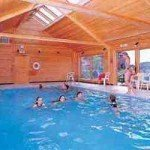 Gatlinburg Cabin Indoor Pool