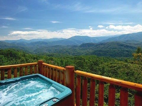 Smoky mountain cabins smoky mountain cabin rentals pigeon for Cabin rentals near smoky mountains
