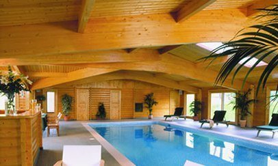 Gatlinburg Cabins Indoor Pool Indoor Pool Chalet