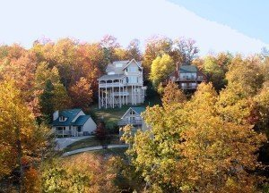 Gatlinburg TN Chalet Rentals