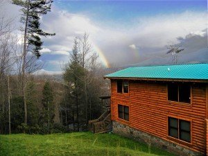 Romantic Gatlinburg Chalets and Cabins