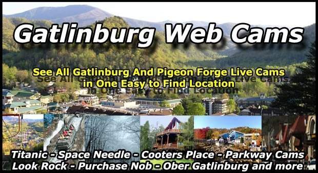 Gatlinburg Web Cam in the Smokies