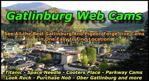Gatlinburg Webcams