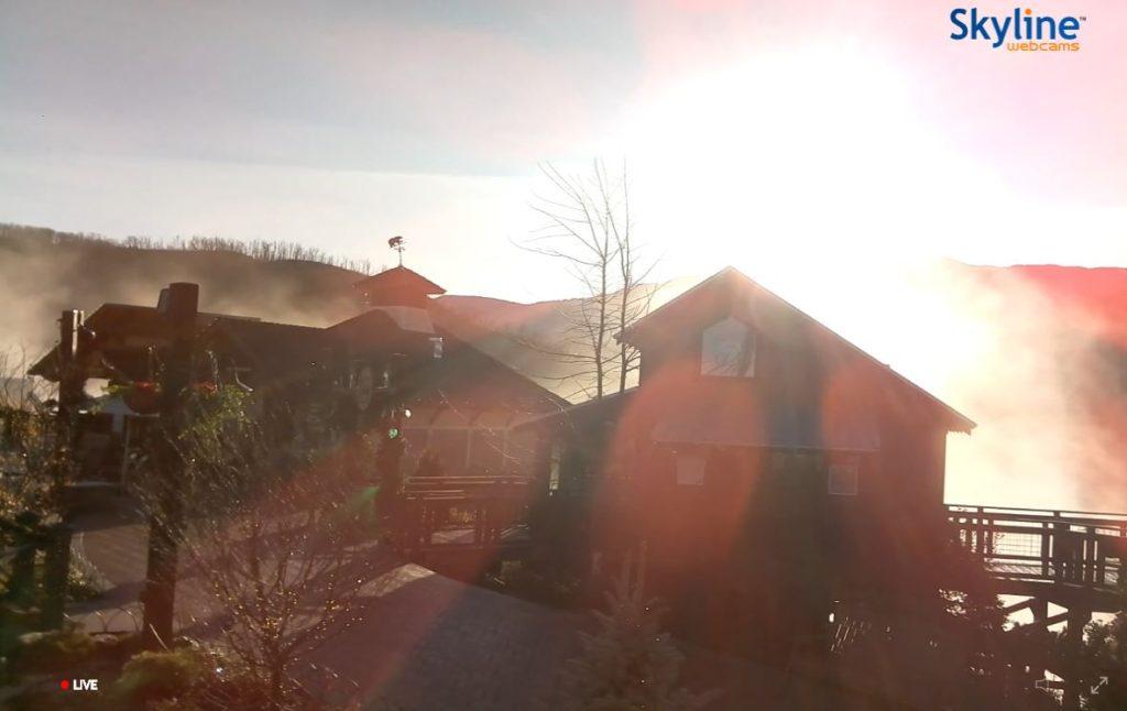 Gatlinburg Anakeesta Village Webcam